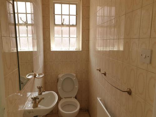 Koupelna v ubytování Highgate Boutiq Hotel