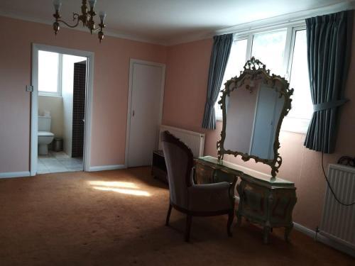 Seating area sa Highgate Boutiq Hotel