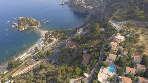 A bird's-eye view of Residence Terra Rossa Taormina