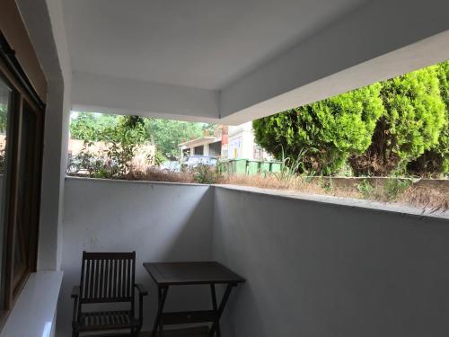 Un balcon sau o terasă la Garsoniera Neptun