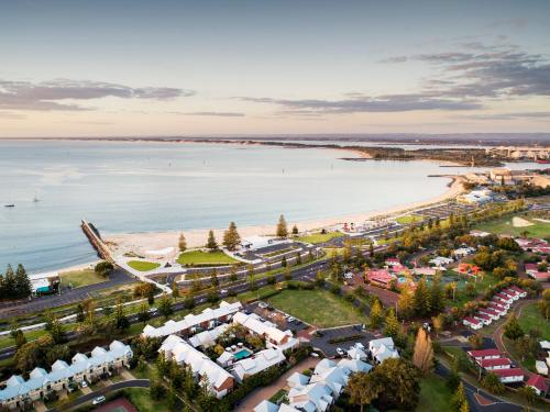 A bird's-eye view of Quest Bunbury