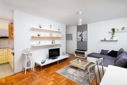 Posedenie v ubytovaní Apartment Zg365
