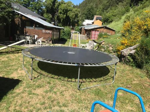 Zona de juegos para niños en Sacromonte