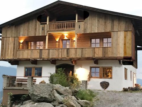 Almchalet Zillertal
