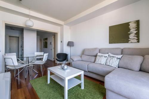 A seating area at Rent Top Apartments Passeig de Gràcia