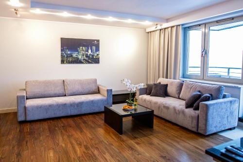 Apartments Grzybowska by City Quality 휴식 공간