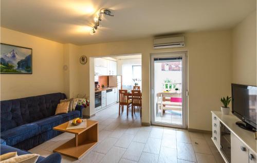 Posezení v ubytování Apartment Makarska Zagrebacka III