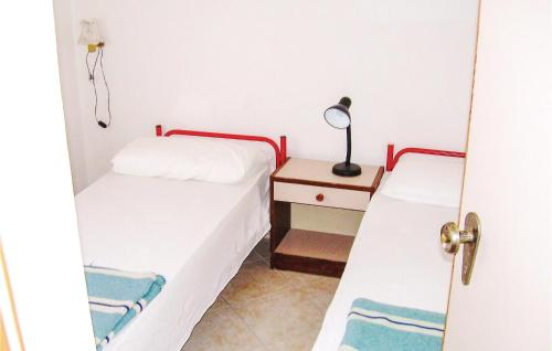 A bed or beds in a room at 'Ebora