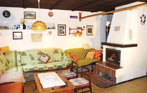 Posezení v ubytování Holiday home Horni Lucany Nr.
