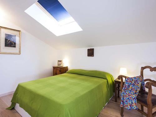 Uma cama ou camas num quarto em Taormina Stationhouse