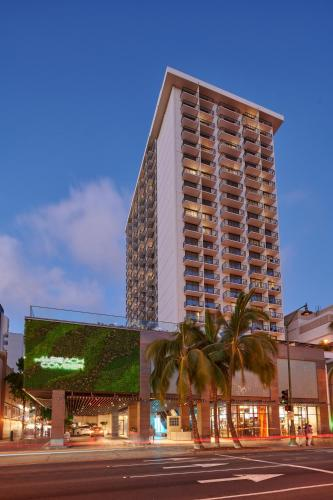 Hotel Waikiki Beachcomber By Outrigger