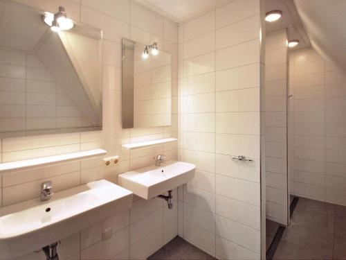 Een badkamer bij Beach-Resort Makkum