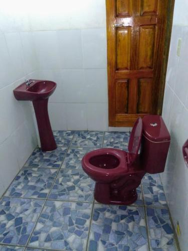 هتل Las cabañas de Agua Dulces