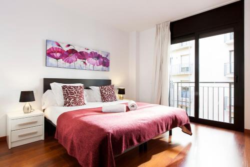 Un ou plusieurs lits dans un hébergement de l'établissement STAY Urgell