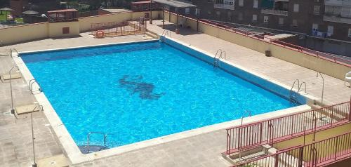 A view of the pool at Seahorse Apartment or nearby