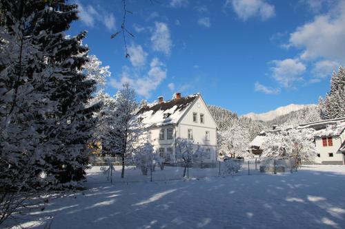 Villa Alpenchic בחורף