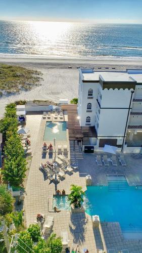 Отель Barefoot Beach Club США Сент