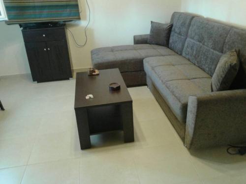 A seating area at ARETOUSA
