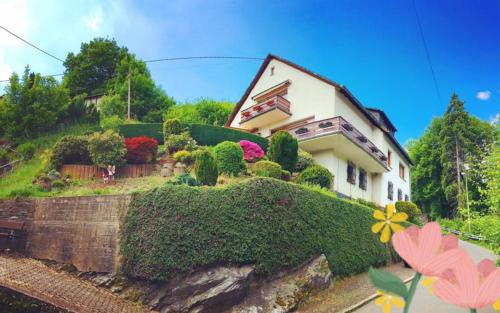A home with a view in old Monschau :)