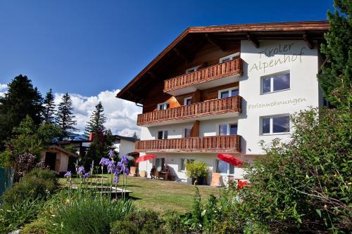 Ferienwohnungen Tiroler Alpenhof