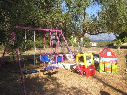 Children's play area at Fiore Di Mare Studios