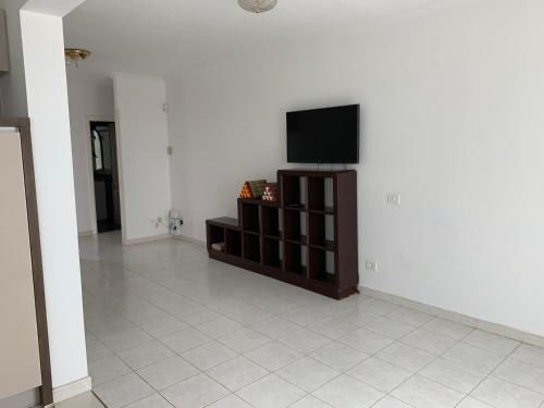A television and/or entertainment centre at 3C Fuerteventura