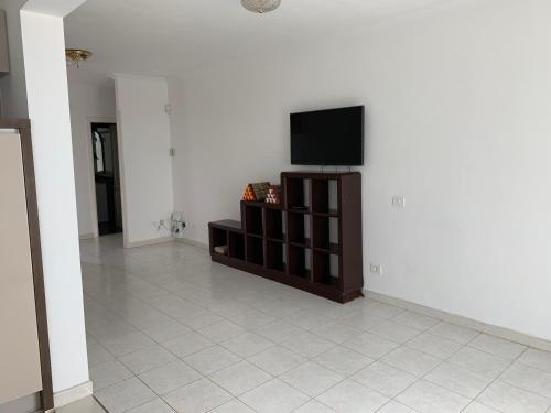En tv och/eller ett underhållningssystem på 3C Fuerteventura