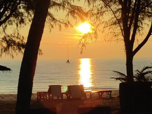 住宿 敖泰度假酒店 63/2 Moo 1 Songkhla Province Thailand 90190 Sathing Phra 泰國