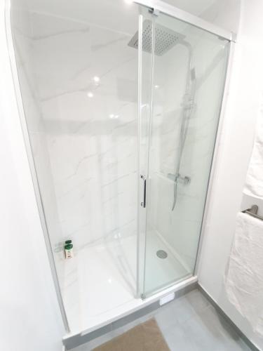 A bathroom at Home Sweet Home
