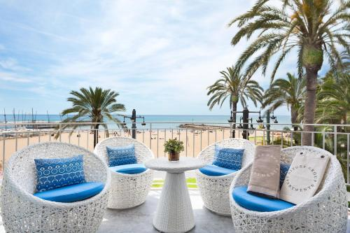 Sitges Group Ribera Beach