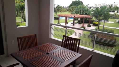 Un balcón o terraza de El Tigre C Signature GBIII