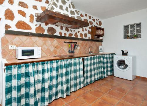 Una cocina o zona de cocina en Apartamento Casa Belen