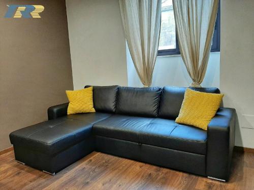 Istumisnurk majutusasutuses Il Fortino Flats