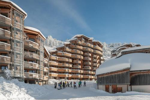 Skissim Select - Résidence Atria-Crozats 4* by Travelski during the winter