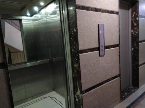 Ein Badezimmer in der Unterkunft Stanley Bridge Apartment