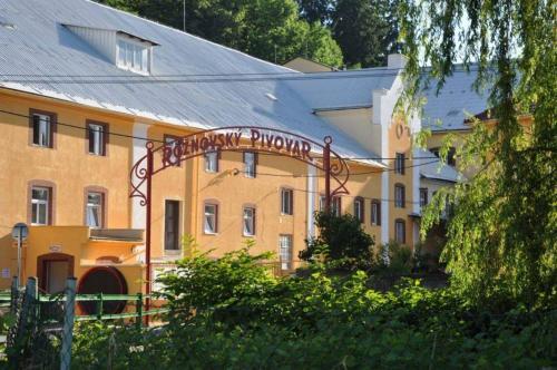 In Spirit, hotel v Rožnovském pivovaru - design, spa, wellnes, fine dining