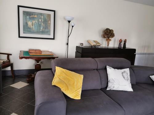 A seating area at Casa da Cancela