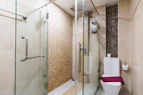 Ванная комната в Central Avenue Residences by Pattaya Holiday