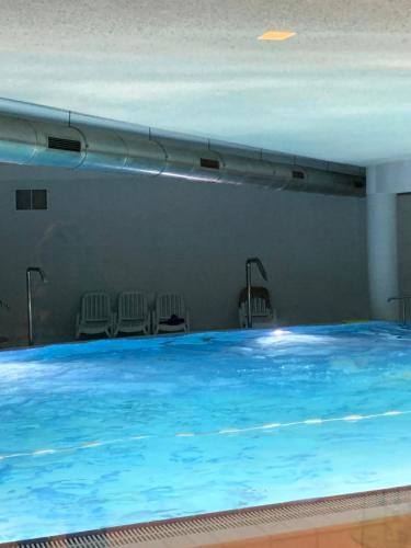 The swimming pool at or near Apartment London