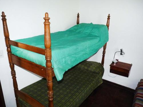 A bed or beds in a room at Casa Quinta