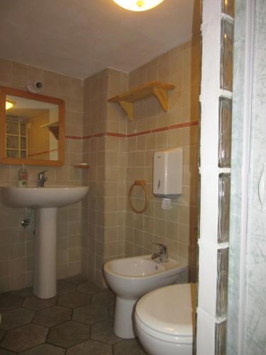 伯格迪坎皮酒店衛浴