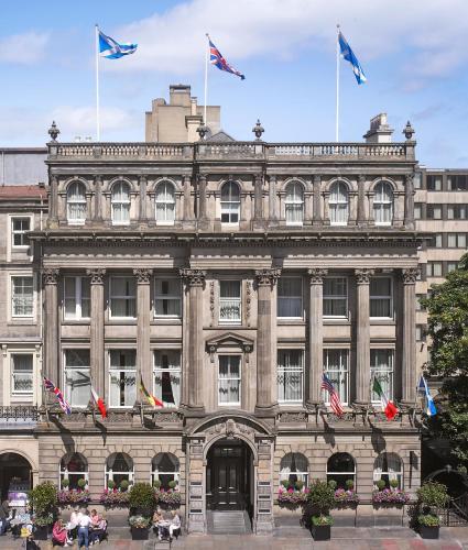 Hotel Intercontinental Edinburgh The Geor Uk Bookingcom