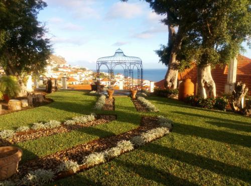 Jardín al aire libre en Purple Studio