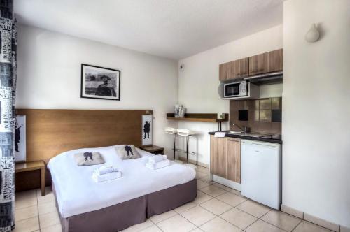 Hébergement de l'établissement Zenitude Hôtel-Résidences Le Maestria