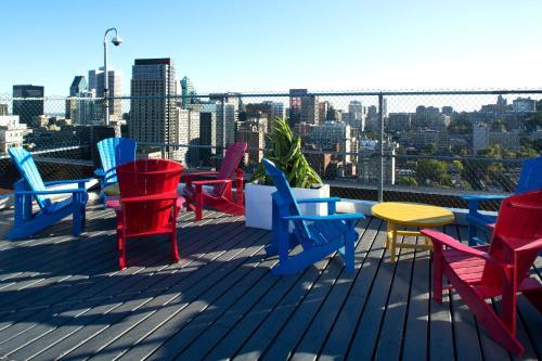 Дитяча ігрова зона в Trylon Appartements Hotel