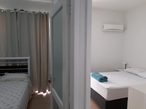 Un baño de Apartamento Ilha dos Patos Ingleses Beira da Praia.