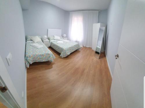 Cama o camas de una habitación en el principe