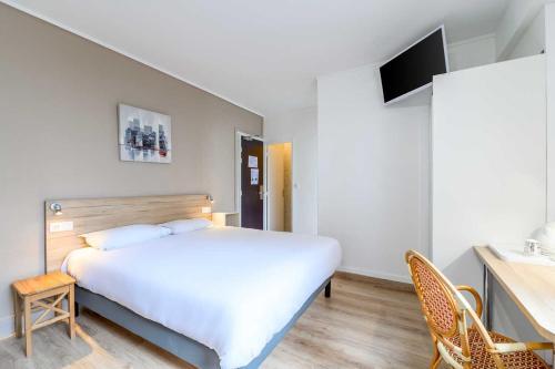 Comfort Hotel Rouen Alba франция руан Booking Com