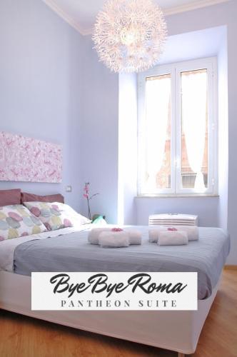 Bye Bye Roma Pantheon Suite