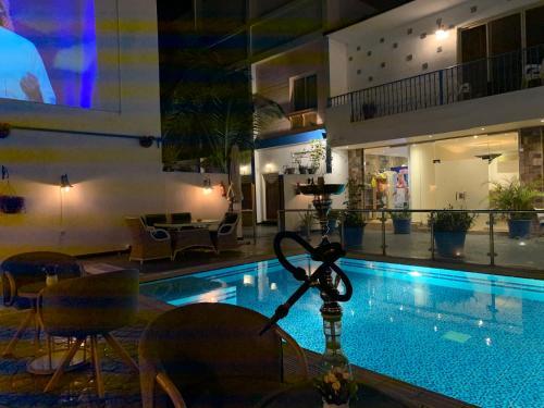 The swimming pool at or close to Il Villaggio Luxury Villas